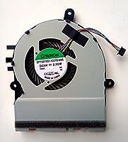 ejtong新しいfor Asus x302x302l x302la x302ljノートパソコンCPU冷却ファンef75070s1-c270-s9a