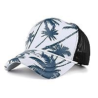 Lutents シンプル キャップ 帽子 カジュアル ハワイ ファッション小物・ファッション雑貨 メンズ レディース ユニセックス 男女兼用 B系 B-BOY ヒップホップ 平らつば