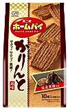 不二家ホームパイ(かりんとう風味) 18枚×5個