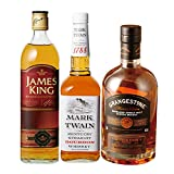 シングルモルト入りコスパ抜群3本 ウィスキー whisky ウイスキー セット 飲み比べ 詰め合わせ 3本 長S
