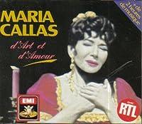 D'Art Et D'Amour / Arias & Scenes From Italian