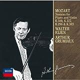 モーツァルト:ヴァイオリン・ソナタ第24番・第27番・第33番・第36番(限定盤)