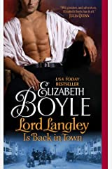 Lord Langley Is Back in Town (The Bachelor Chronicles Book 8) Kindle Edition