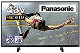 パナソニック 43V型 4Kチューナー内蔵 液晶 テレビ VIERA TH-43GX500