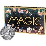 [テムズ ? コスモス]Thames & Kosmos Magic: Onyx Edition Playset with 200 Tricks 698386 [並行輸入品]
