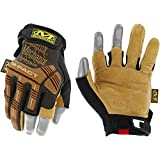 Mechanix Wear - Leather M-Pact Framer Gloves (Small, Black/Brown)