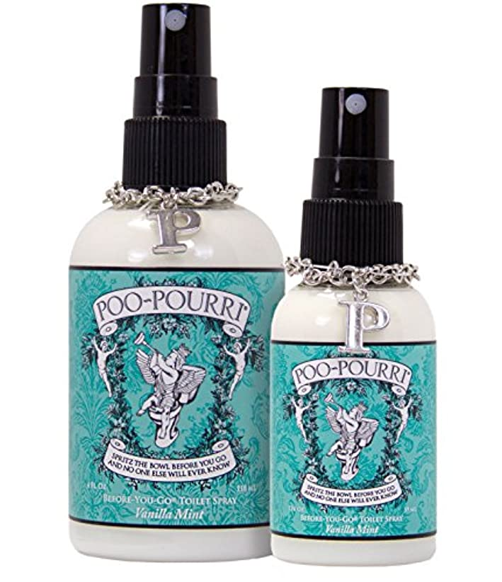 Poo ~ Pourri Before-You-Goトイレスプレー 2個セット 2 and 4-Ounce AMAZON-VM