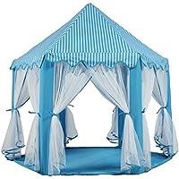 子供用テント キッズテント 子供おもちゃ Kids Tent 男の子テント 室内室外 知育玩具折りたたみ ピカピカLED電球付き 玩具収納
