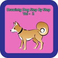 Drawing Dog Step By Step Vol - 2
