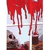 ハロウィン 装飾 飾り ハロウィン デコレーション ホラー?恐怖系 グッズ 3D したたる血のり 部屋 [並行輸入品]