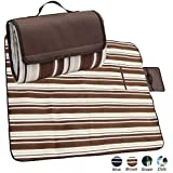 ALLCAMP Extra Large Picnic & Outdoor Blanket Dual Layers for Outdoor