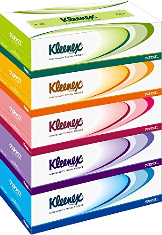 世界のブランドクリネックス!クリネックスティシュー 360枚(180組) 5箱 6セット
