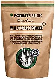 Certified Organic Australian Wheat Grass 500g (100 day supply)