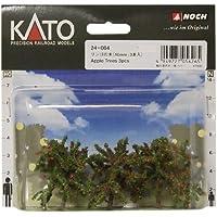KATO Nゲージ りんごの木40mm 3本入 24-084 ジオラマ用品