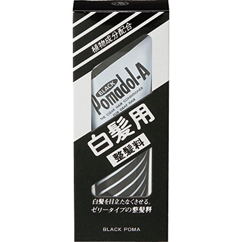 ボリューム味わうギネスブラックポマドールA 70g