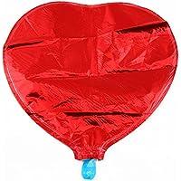 バルーン 装飾バルーン パーティーバルーン ハート型 赤 高品質 ラテックス製 特別な日/結婚式/誕生日/パーティー/記念日用