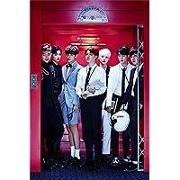 BTS 防弾少年団「花様年華」シングル「DOPE」A3 ポスター (002)