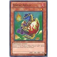 遊戯王OCG Jurrac Aeolo ジュラック・アウロ スーパーレア 英語版 HA04-EN017-SR M03 2346 1st Edition