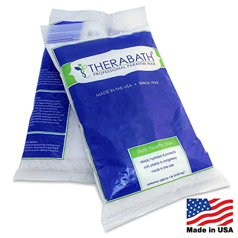 適度に敏感な膜THERABATH パラフィン 6ポンド (無香料)