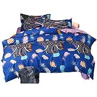 被套 床上用品 单人 小鸭 小鸭子 箱子用 褥子用 透气