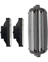WuYan 交換用フィルム 互換性 Panasonic Es9852 Es-Rw30 Es4000 Es4001 Es4027 Es726 Es727用