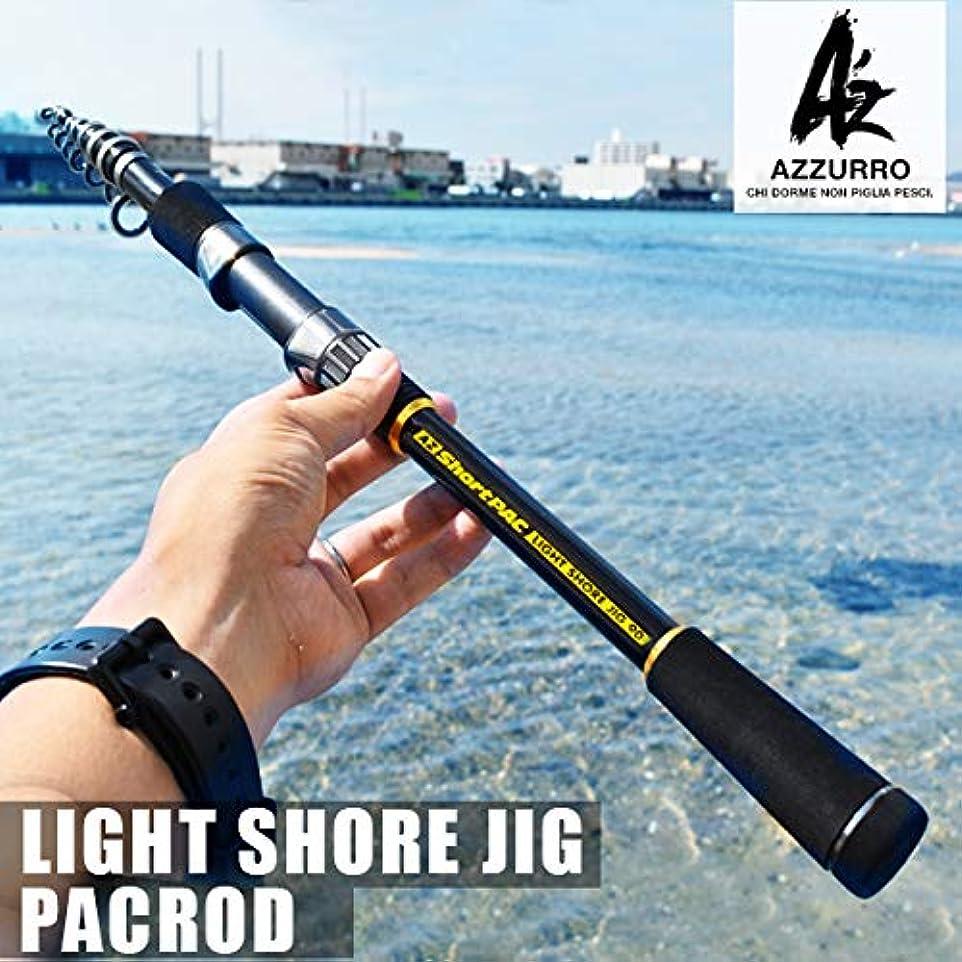 太陽正気操作AZ ショートパック ライトショアジグ90 ショアジギング 青物 タチウオ その他フィッシュイーターに最適!