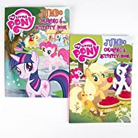 Coloring Book My Little Pony 2 ASST 96pgで24個disppayボックス、ケースパックof 24