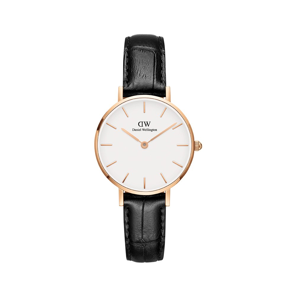 Daniel Wellington Women's Watch Classic Petite Reading White 28mm