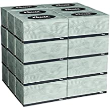 Kleenex Large Box of Facial Tissue, 2-Ply, 200 tissues per pack, 24 packs per case