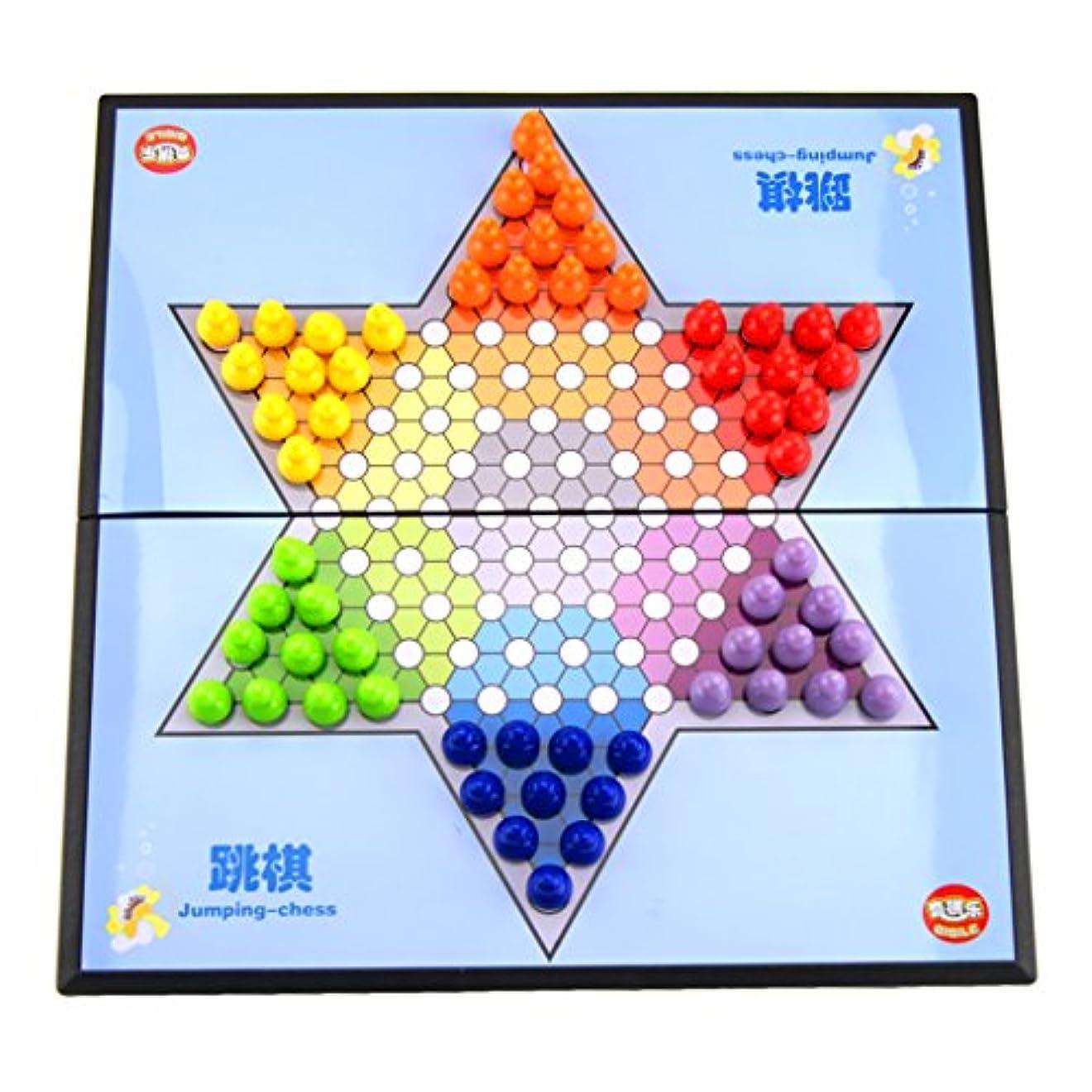 Baoblaze 磁気 折り畳み チェスボード おもちゃ  贈り物 児童知育 ゲーム