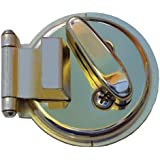 Dead Bolt Secure In Brass - Prevent Unauthorized Access to Y