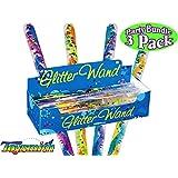 [トイスミス]Toysmith Jumbo Spiral Glitter Wands Gift Set Party Bundle 3 Pack 11170-3 [並行輸入品]