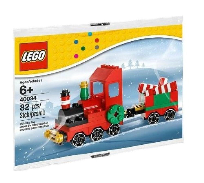 レゴ クリスマス列車 LEGO Christmas Train 40034  国内正規品