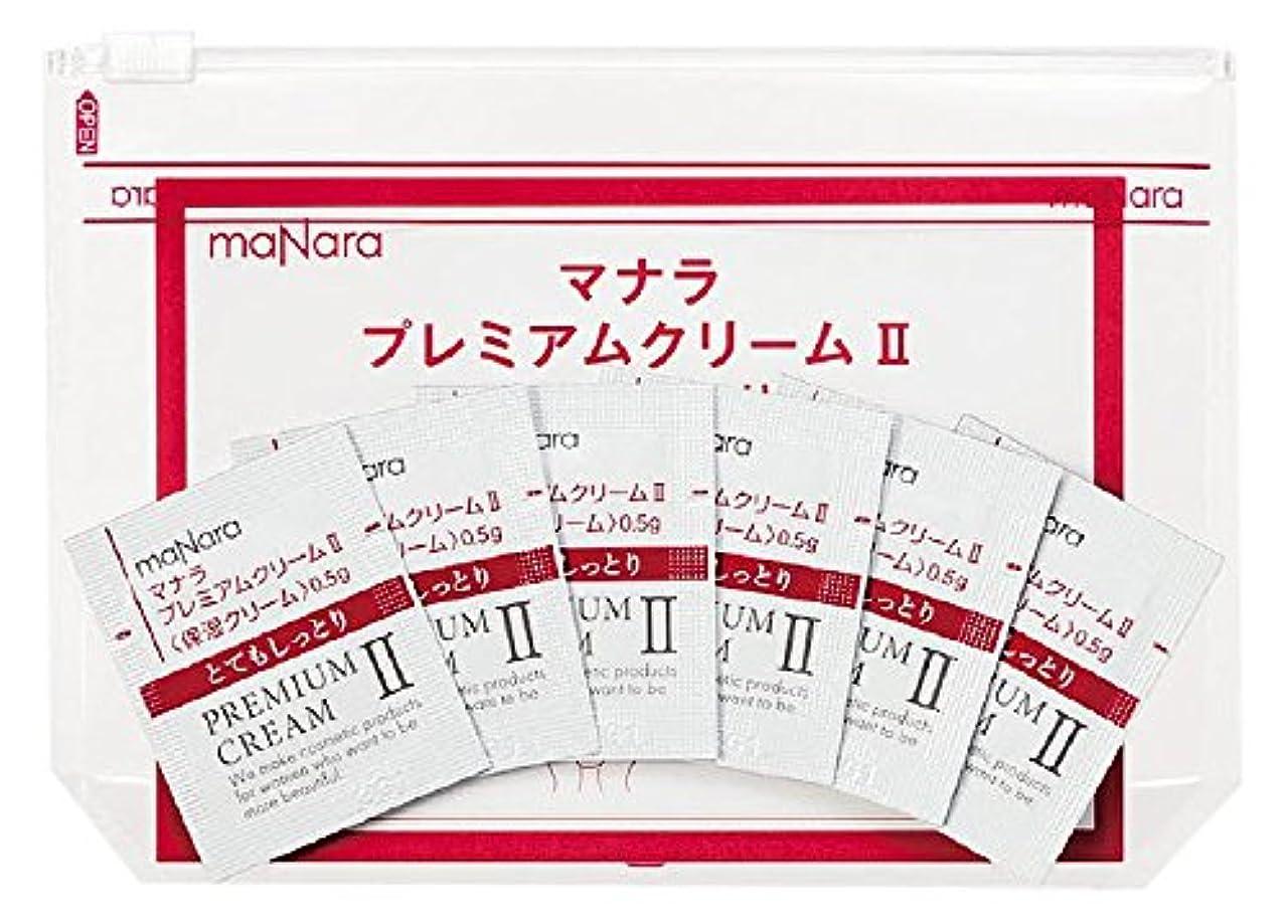 最愛のピアニスト逆にマナラ プレミアムクリーム2(しっとりタイプ)使い切り6包