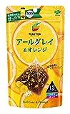 伊藤園 TEA'S TEA (ティーズティー) アールグレイ&オレンジ(エコティーバック)4.0g×12袋×5個