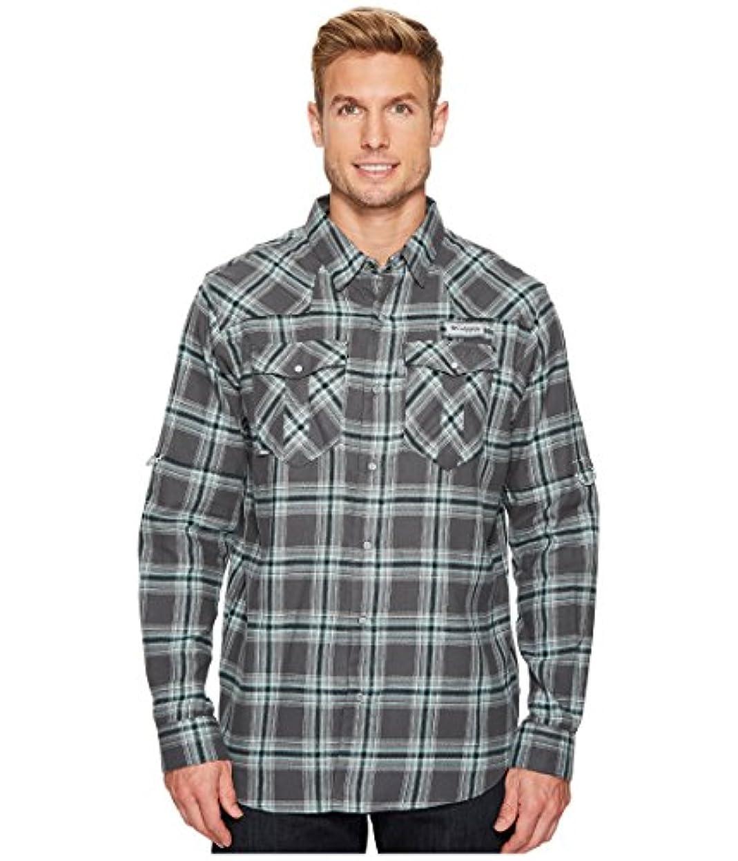 プログラム断片感情コロンビア トップス シャツ Beadhead Flannel Long Sleeve Shirt Grill Plai [並行輸入品]