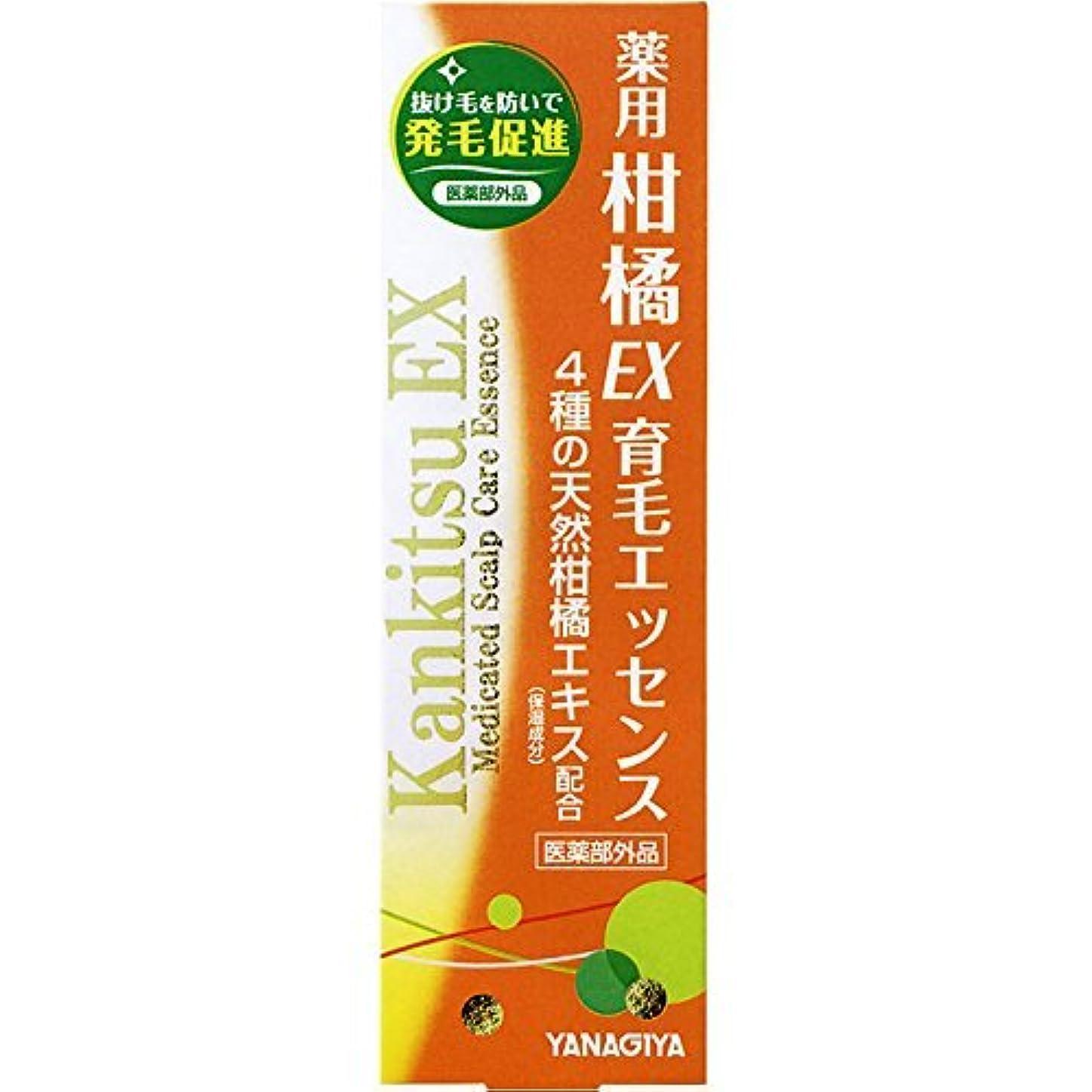 解体するひねくれたヒット薬用柑橘EX 育毛エッセンス180ml