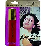 Shahnaz Husain Red Herbal Liquid Sindoor Latest International Packaging (0.3 fl oz / 9 ml) (Red)