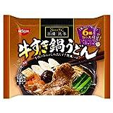 [冷凍] 日清食品冷凍 日清具多 牛すき鍋うどん 298g