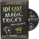 [マジック メーカー]Magic Makers 101 Magic Tricks You Can Do! Over 5 Hours of Easy Magic For Adults and Kids [並行輸入品]