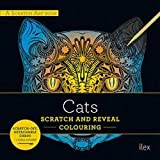 CATS: Scratch and Reveal Colouring: Colourful cards to scratch, reveal and display