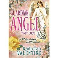 ガーディアン エンジェル タロットカード Guardian Angel Tarot Cards 英語版