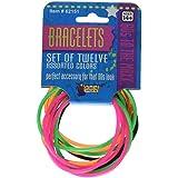 Forum Novelties 80's Bracelet Set (2-Pack)