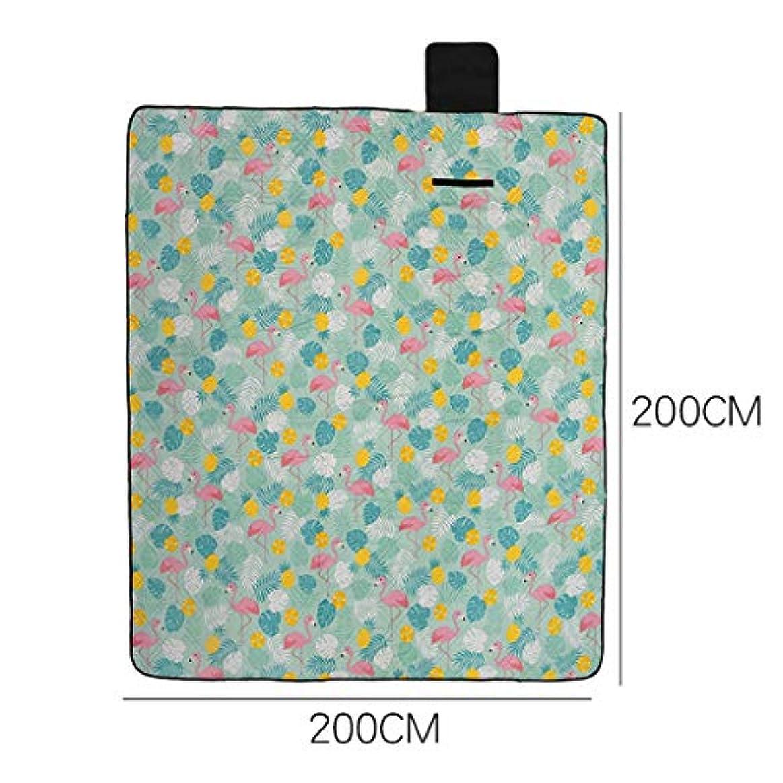 連結するトーストふりをするピクニック毛布、オーニングカーペット、ポータブル屋外カーペットマット、ビーチマット、キャンプ用サンドプルーフアウトドア (Color : B)