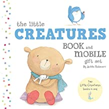 The Little Creatures Book and Mobile Set