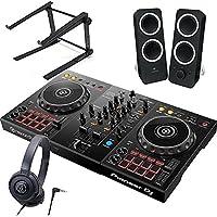 Pioneer DJ パイオニア DDJ-400 + ATH-S100 + Z200 + LTSTAND 買い足し不要 DJスタートセット