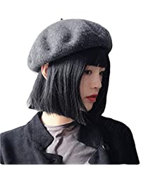 (コズミックツリー) COSMIC TREE レディース ベレー帽 帽子 大人 オシャレ ウール ツイード コットン 秋冬 春夏 軽い シンプル