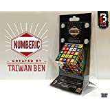 Numberic by台湾Ben – キューブMagic – Trick