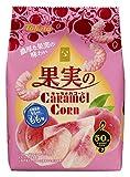 東ハト 果実のキャラメルコーンもも味 65g ×12袋