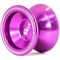 T5 Overlord Purple MAGICYOYO New Fashion Aluminum Smoothless Professional Yoyo by MAGICYOYO